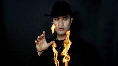 NORMANDO THE MAGICIAN a Filipino Talent Bringing Magic to Dubai