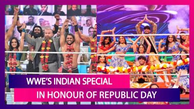 WWE Has An Indian Special In Honour Of Republic Day; India's In-Ring Challengers Make A Statement At Superstar Spectacle