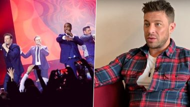 Duncan James, Member of Blue, Claims the Music Band Never Had a Fallout