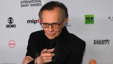 Larry King Dies at 87: New York Governor Andrew Cuomo, Actor Viola Davis and Others React Over Broadcasting Giant's Death