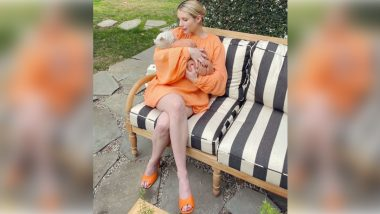 Emma Roberts Shares First Photo of Her Baby Boy Rhodes Robert Hedlund (See Pic)