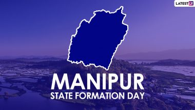 Manipur Foundation Day 2021: Date, Significance and History Behind the Observance