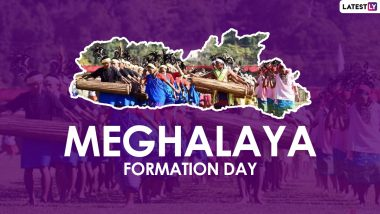 Meghalaya Foundation Day 2021: Date, Significance and History Behind the Observance