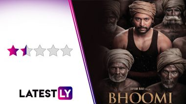 Bhoomi Movie Review: Jayam Ravi and Niddhi Agerwal's Social Drama Falls Victim to Bad Writing and Execution (LatestLY Exclusive)