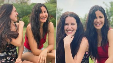 Isabelle Kaif Says Sis Katrina Kaif Once Told Her That One Can't Be Liked by All