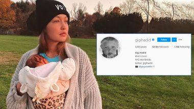 'Khai's Mom'! Gigi Hadid Announces Her Daughter's Name In Her Instagram Bio