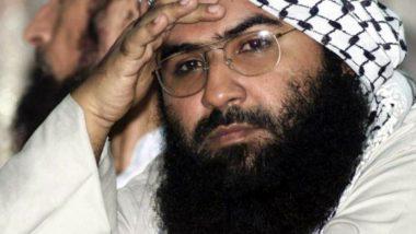 Pakistan Court Issues Arrest Warrant Against JeM Chief Masood Azhar For Terror Financing Ahead of FATF Meet