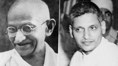Martyr's Day 2021: Who Killed Mahatma Gandhi? Know All About The Assassination of Bapu by Nathuram Godse