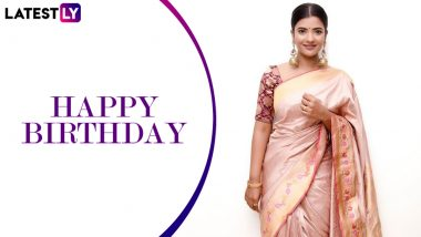 Happy Birthday Aishwarya Rajesh! 15 Times This South Beauty Showed Her Love For Indian Outfits! (View Pics)