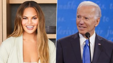 Chrissy Teigen Gets Refollowed By Joe Biden's POTUS Account On Twitter After Donald Trump Blocked Her In 2017