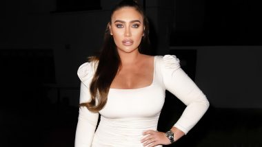 Lauren Goodger Hits Back at Trolls Claiming Her Baby Bump Is Fake, Says 'Keep Your Opinions to Yourselves'