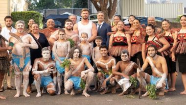 Chris Hemsworth Shoots Thor: Love And Thunder in Home Turf, Australia