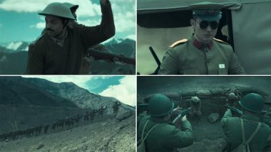 1962 The War In The Hills Teaser: Witness Abhay Deol's Valour as an Army Officer (Watch)