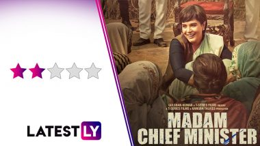 Madam Chief Minister Movie Review: Richa Chadha's Political Drama Has Surprises in Plenty but Not Powerful Enough (LatestLY Exclusive)