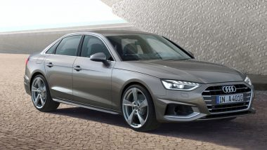 Audi A4 Facelift 2021 Launched in India From Rs 42.34 Lakh; Check Price, Features, Variants & Specifications
