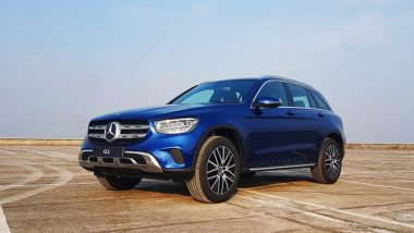 2021 Mercedes-Benz GLC SUV With Mercedes' Me Connect Technology Launched; Priced in India at Rs 57.40 Lakh