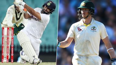 IND vs AUS 4th Test 2021 Dream11 Team: Rishabh Pant, Steve Smith and Other Key Players You Must Pick in Your Fantasy Playing XI