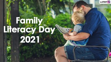 Family Literacy Day 2021 (Canada) Date, Theme and Significance: Share Family Literacy Quotes and Messages to Raise Awareness on the Importance of Literacy