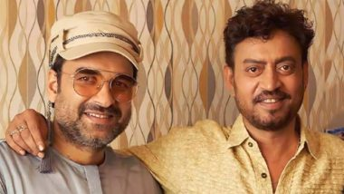 Pankaj Tripathi Reveals Irrfan Khan Is The Only Actor Whose Movies He Watches To Get Inspired!