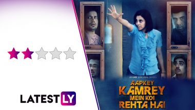Aapkey Kamrey Mein Koi Rehta Hai Review: Swara Bhasker's Horror-Comedy Series Is Too Silly To Be Funny or Scary (LatestLY Exclusive)