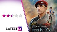 Jeet Ki Zid Review: Amit Sadh's Ode To Kargil Hero Major Deependra Singh Sengar Is Sincere But Is Defeated By A Patchy Storytelling (LatestLY Exclusive)