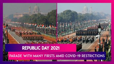 Republic Day 2021: January 26 Parade With Many Firsts Amid Coronavirus Restrictions, All You Need To Know