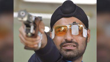 Olympian Gurpreet Singh Wins Men's 25m Rapid Fire Pistol T1 Trials