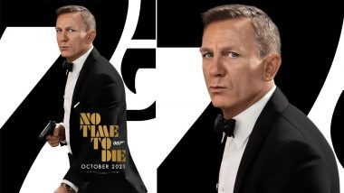 Daniel Craig's No Time To Die to Have Its World Premiere in World's Largest IMAX Screen in Germany