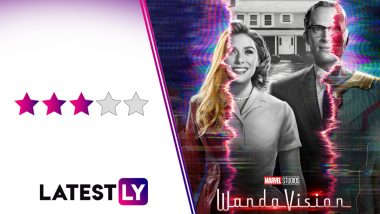 WandaVision Review: A Terrific Elizabeth Olsen Owns The Show in Marvel Cinematic Universe's Weirdest Offering Since Doctor Strange (LatestLY Exclusive)