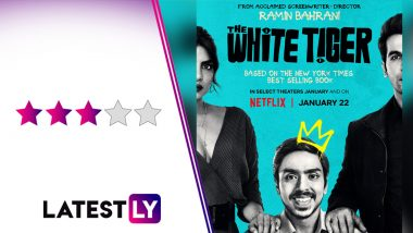 The White Tiger Movie Review: Priyanka Chopra-Rajkummar Rao's Netflix Film Draws Its Strength From Its Nihilism and Adarsh Gourav's Ferocious Performance (LatestLY Exclusive)
