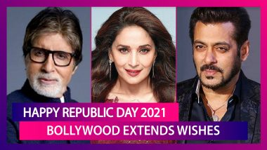 Happy Republic Day 2021: Salman Khan, Akshay Kumar, Amitabh Bachchan, Taapsee Pannu & Others Extend Wishes