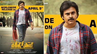 Vakeel Saab Box Office Report Day 2: Pawan Kalyan's Courtroom Drama Sees Steady Growth in Australia and New Zealand
