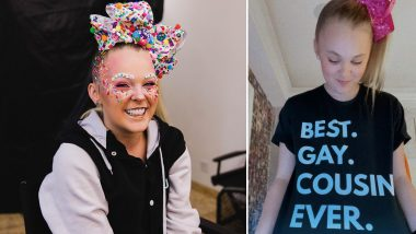 Jojo Siwa Comes out as Gay in the Coolest 'LGBTQ Tee' Ever! Talks About Breakup with Ex-Boyfriend, Excitement & Her Mom