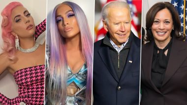 Lady Gaga, Jennifer Lopez To Perform At Joe Biden And Kamala Harris' Swearing-In Ceremony On January 20, 2021