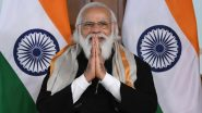Olympic Day 2021: PM Narendra Modi Hails Players Who Represented India, Extends Best Wishes to Indian Contingent for Tokyo Olympics