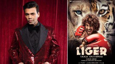 LIGER: Karan Johar Shares Vijay Deverakonda's First Look as a Fierce Boxer in Puri Jagannadh Film