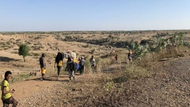 Amid Military Confrontation More Than 58,000 Ethiopian Refugees Flee into Sudan, Says UN