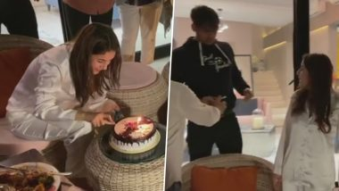 Shehnaaz Gill Rings In Her Birthday With Sidharth Shukla, Shares Videos On Instagram From The Midnight Celebration
