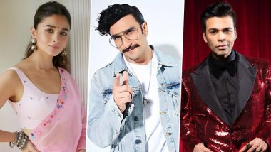 Alia Bhatt and Ranveer Singh to Be Directed by Karan Johar for a Love Story – Reports