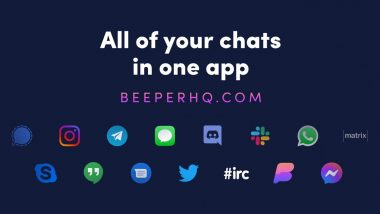 Beeper App Brings WhatsApp, Telegram, Signal, iMessage, Messenger & More Into One Place; Here's How It Works