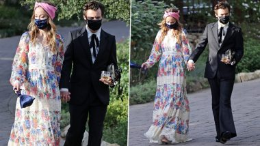 Did Olivia Wilde Move In with Harry Styles to Los Angeles?
