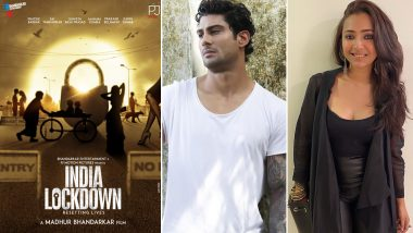 India Lockdown: Madhur Bhandarkar Wraps Up the Shoot of His Upcoming Film Starring Prateik Babbar, Shweta Basu Prasad