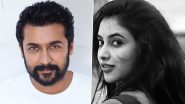 Priyanka Arul Mohan To Be The Leading Lady In Suriya 40?