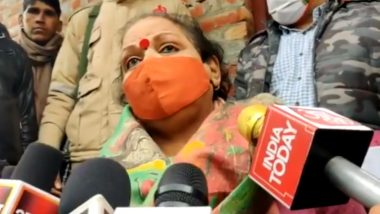 Badaun Gangrape Case: NCW Member Chandramukhi Devi Stirs Controversy, Says 'Victim Should Not Have Stepped Out in Evening'