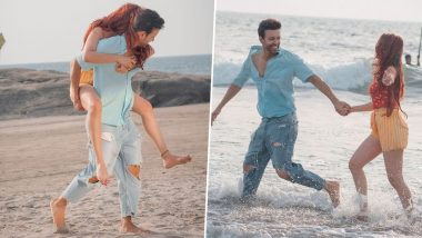 Aamir Ali Enjoys a Day at the Beach With a Mystery Girl, Fans Think Its His Estranged Wife Sanjeeda Shaikh