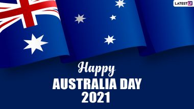 Happy Australia Day 2021 Wishes, HD Images and WhatsApp Stickers: Share Facebook Greetings, Signal Messages, Telegram Photos and Quotes to Observe the National Day of Australia