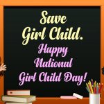 Happy National Girl Child Day 2021 Greetings, Quotes & HD Images: Share WhatsApp Stickers, Telegram Messages, 'Save Girl Child' Pics & Facebook Photos to Celebrate the Day