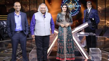 Kaun Banega Crorepati 12: Amitabh Bachchan's Game Show Welcomes Anoop Khanna and Sylvester Peter As the Next Karamveers