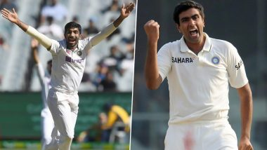 Jasprit Bumrah, R Ashwin Injury Update: Ace Indian Bowlers Begin Preparation for the Upcoming Four-Match Test Series Against England