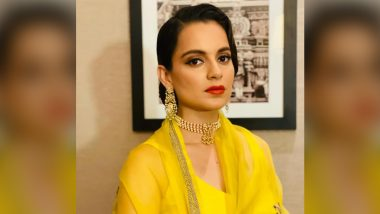 Kangana Ranaut Tests Negative For COVID-19, Thanks Fans For Their Wishes and Love